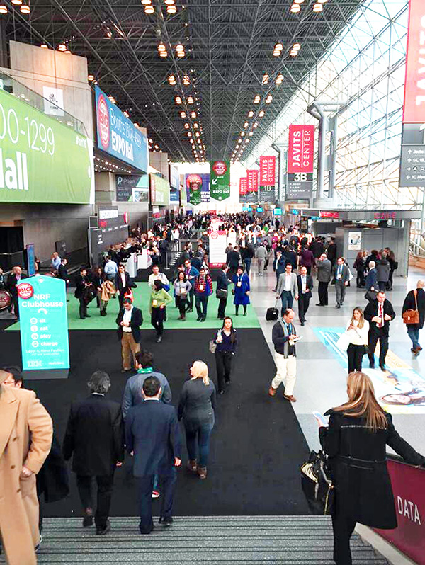 Rongtas First Exhibition in the New Year---New York NRF Show 2016