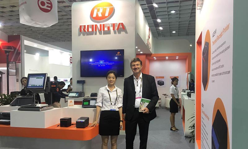Rongta New Arrival –Twinkling in Computex Taipei 2017