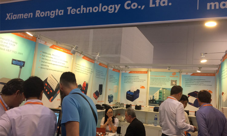 Following with Fruitful Autumn --2017 Rongta Hongkong Electronics Fair