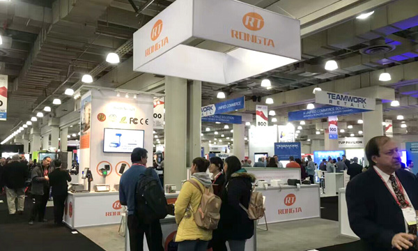 Stay closer with RONGTA in NRF, USA