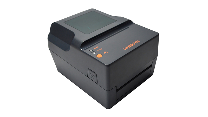 [product review] RP400 Thermal Transfer Barcode Printer - Rongta Tech
