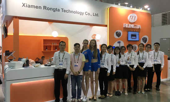 Perfect Metamorphosis-2016 Teipei Computex Portray Rongta as the Perfect Professional Printer Manufacturer
