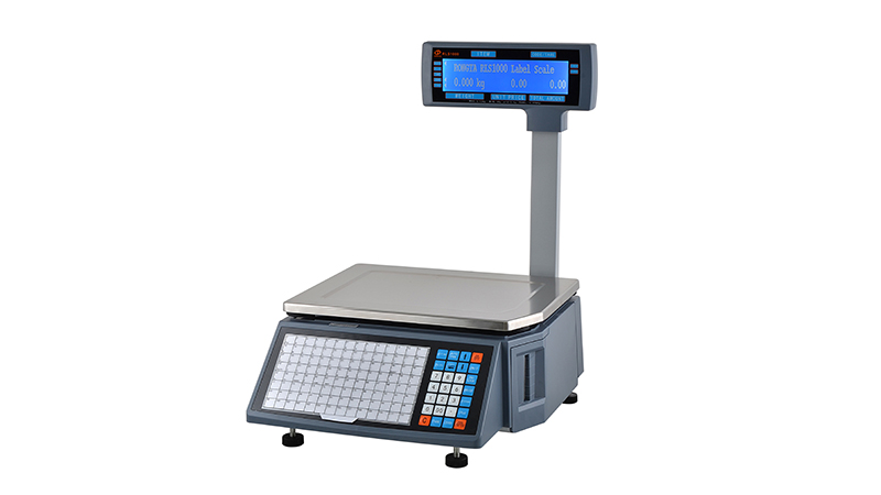 [product review] RLS1000 & RLS1100 Thermal Label Printing Scale - Rongta Tech