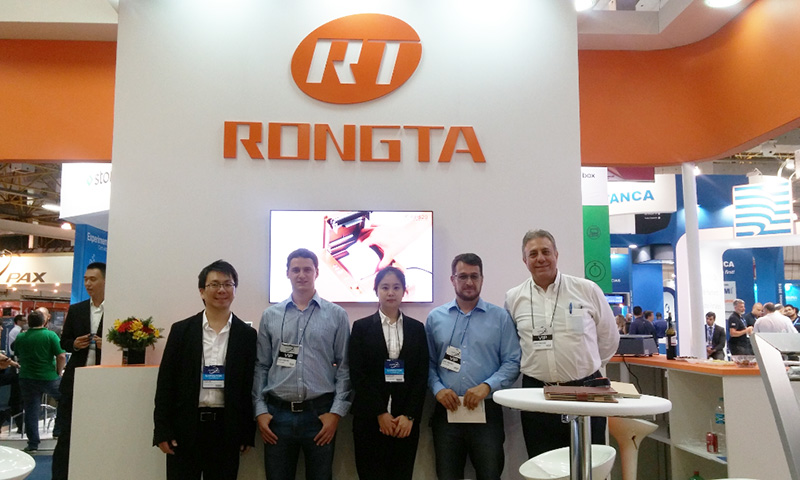 Further dominating the market of Brazil heavily by Rongta Technology-The successful Show by Rongta Technology in AUTOCOM 2016