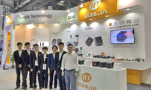 Rongta Technology Perseveres in Innovation -- Full Harvest at GITEX 2018